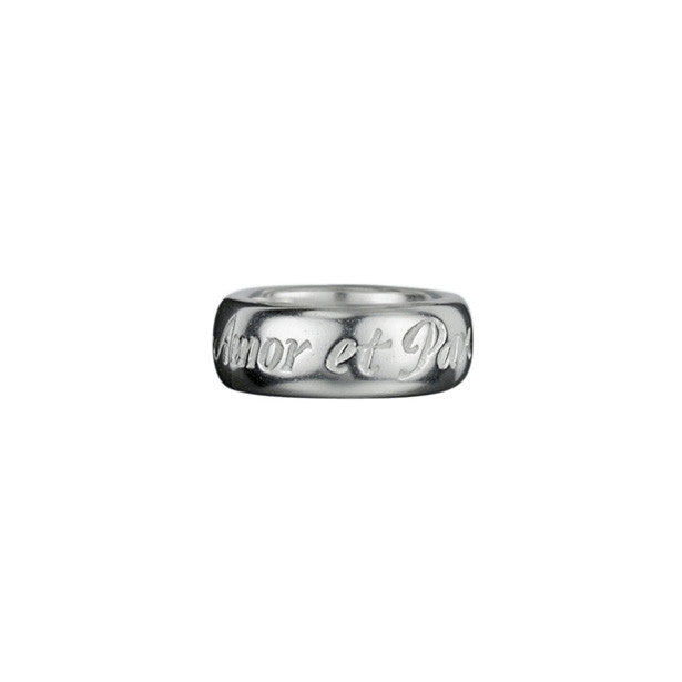 Amicus men's ring