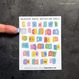 Ransom Note Dates 02 SMALL