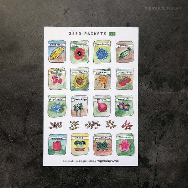 Seed packets 01