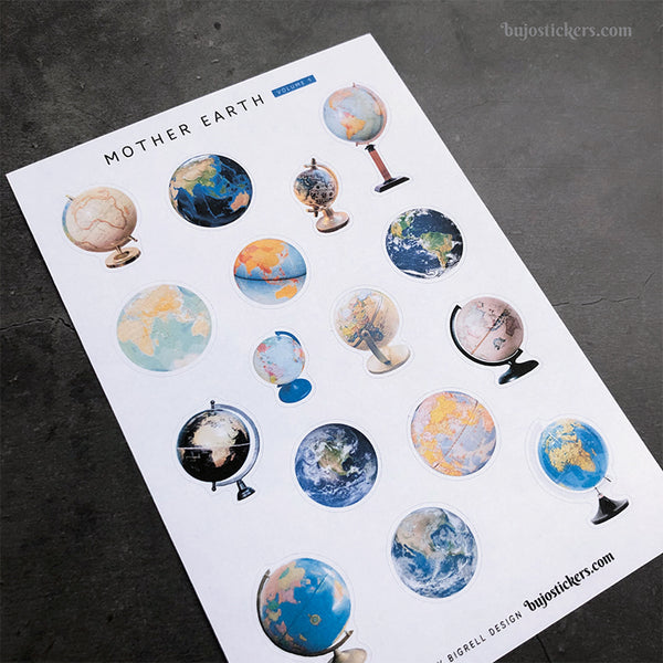 Mother Earth Volume 1