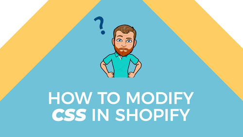 CSS Shopify