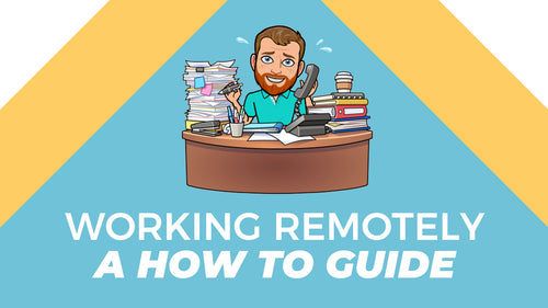 Working Remotely - A Shopify Experts How To Guide
