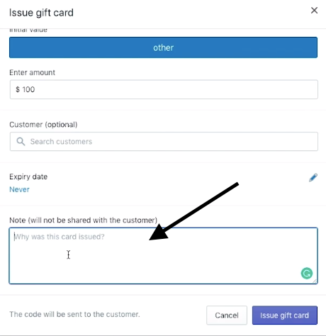 How To Set Up A Gift Card In Shopify Sunbowl