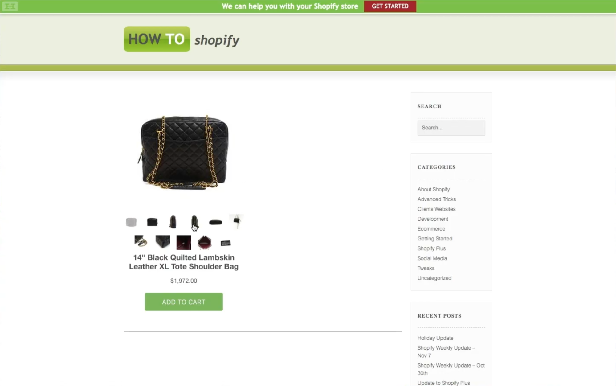Shopify Buy Button appears to be installed correctly