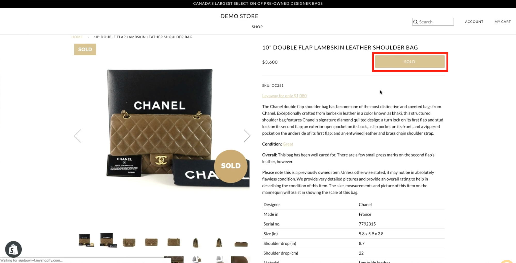 Merchant is displaying the Shopify product variant that does not have the price coded into the buy button.
