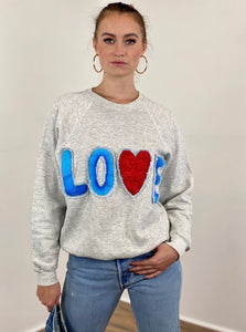 The Love Sweatshirt