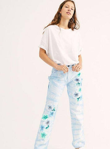 The Tie Dye Floral