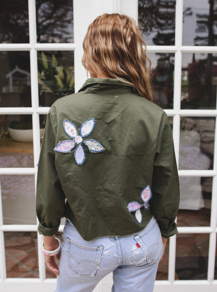 The Effie Cropped Jacket