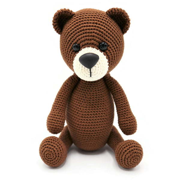 Stuffed Animal Bear Benjamin