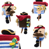 Activity Cube Pirate