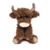 Stuffed Animal Highland  Bruce