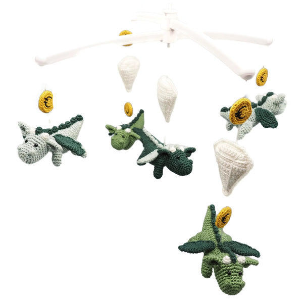 Baby Mobile Dragons