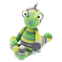 Knuffel Kameleon Chris