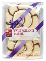Swiss Roll Cake Marble/マーブルロールケーキ - Konbiniya Japan Centre