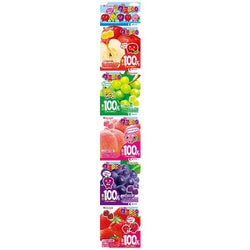 Gummy Candy Variety Pack  /  5連グミ100 5×23g - Konbiniya Japan Centre