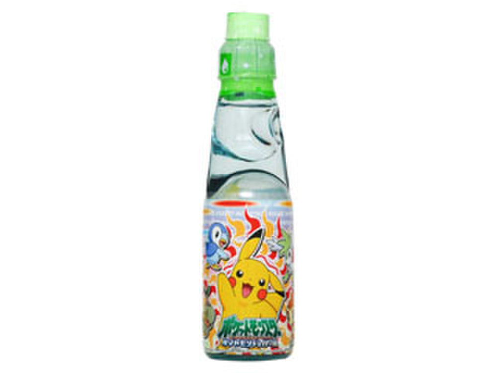 Pokemon Ramune / ポケモンラムネ 200ml - Konbiniya Japan Centre