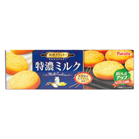 Milk Cookie / 特濃ミルククッキー 12pcs 80g - Konbiniya Japan Centre