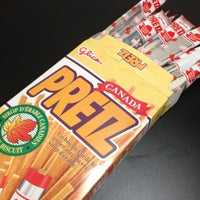 Pretz Canada Maple / プリッツ メイプル 248g 2pcs x 18 packs - Konbiniya Japan Centre