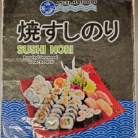 Angel Seafoods Yaki Sushi Nori Seaweed for Sushi / 焼すしのり 10sheets - Konbiniya Japan Centre