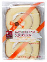 Swiss Roll Cake Old Fashion/オールドファッションロールケーキ - Konbiniya Japan Centre