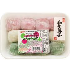 Three Colour Dango / 三色団子 - Konbiniya Japan Centre