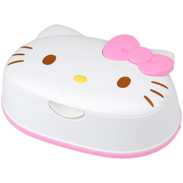 Wet tissue Hallo Kitty / ウェットティッシュ ハローキティー 80 sheets - Konbiniya Japan Centre