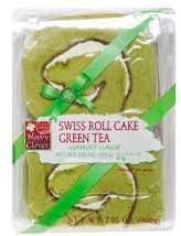 Swiss Roll Cake Green Tea / 抹茶ロールケーキ - Konbiniya Japan Centre