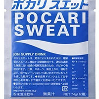 Pocari Sweat Powder for 1L  / ポカリスエットの粉 1L用 74g - Konbiniya Japan Centre
