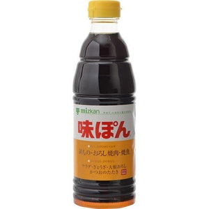Mizken Ajipon Japan/ 味ぽん 600ml - Konbiniya Japan Centre