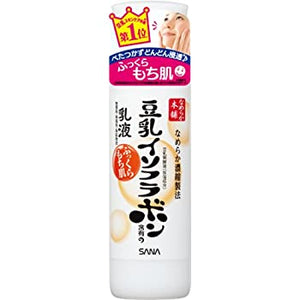 Nameraka Honpo Soy Milk Mi;lay Lotion / なめらか本舗 豆乳イソフラボン乳液 150ml - Konbiniya Japan Centre
