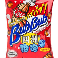 Coke Flavour Candy  / バブバブコーラ80g - Konbiniya Japan Centre