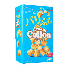 Cream Collon  milk 6packs クリームコロンあっさりミルク - Konbiniya Japan Centre