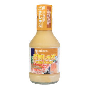 Mizkan Goma Shabu Dipping Sauce / ごましゃぶ 250ml - Konbiniya Japan Centre