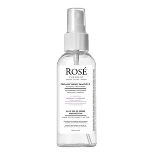 Organic Hand Sanitizer 60ml by Rose.. - Konbiniya Japan Centre