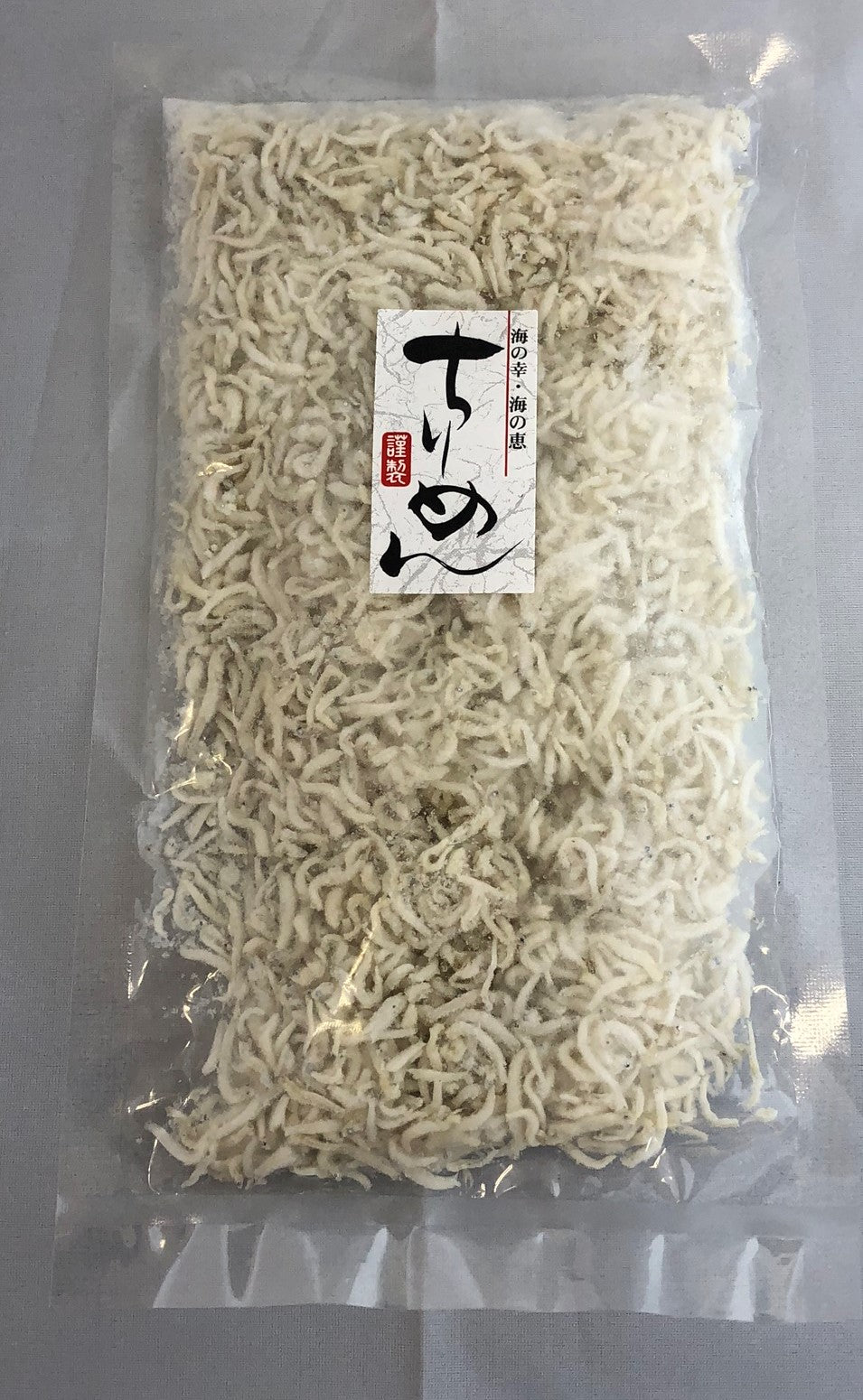 Dried young Sardine Frozen / ちりめん 冷凍 100g - Konbiniya Japan Centre