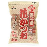 Yamaki Hana Katsuo 徳一番 花かつお 80g - Konbiniya Japan Centre
