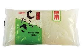 Yam Noodle White / しらたき  396g - Konbiniya Japan Centre