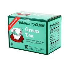 Green Tea YAMAMOTOYAMA 緑茶 16bags - Konbiniya Japan Centre