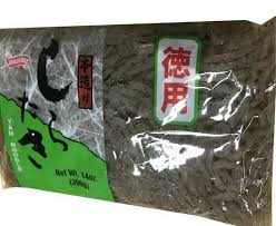 Yam Noodle Black / しらたき 黒  396g - Konbiniya Japan Centre