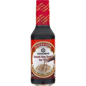 Kikkoman Sweet Soy Sauce / 甘口しょうゆ 296ml - Konbiniya Japan Centre