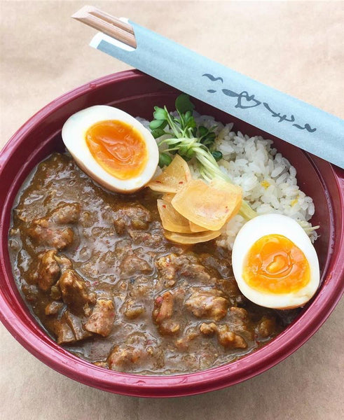 Takaneka Stewed Beef Tendon Curry/タケナカ牛すじカレー350g - Konbiniya Japan Centre