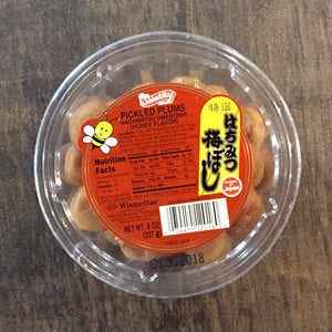 Prepared Plum Honey / はちみつ梅干し  227g - Konbiniya Japan Centre
