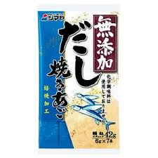 Shimaya Additive Free Yakiago dashi (Soup Base) / 無添加焼きあご だしの素 42g - Konbiniya Japan Centre