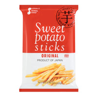 Sweet Potato Sticks / さつまいもスティック 155g - Konbiniya Japan Centre