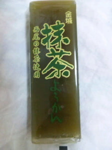 Yokan Matcha / ようかん 抹茶  130g - Konbiniya Japan Centre