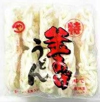 Frozen Kamaage Udon / 冷凍 釜揚げうどん 5p 1250g - Konbiniya Japan Centre