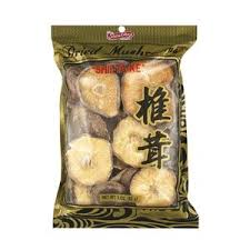 Shirakiku Dried Shiitake / 干し椎茸 85g - Konbiniya Japan Centre