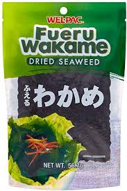 WEL-PAC Dried Wakame / ふえるわかめ 56.7g - Konbiniya Japan Centre