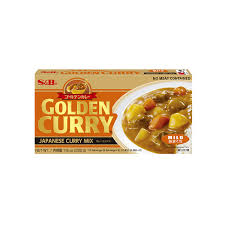 S&B Golden Curry (Mild) / ゴールデンカレー(甘口)198g North America Version - Konbiniya Japan Centre