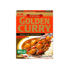 S&B Ready to Eat Golden Curry (Mild) / ゴールデンカレー(甘口) レトルト 230g - Konbiniya Japan Centre